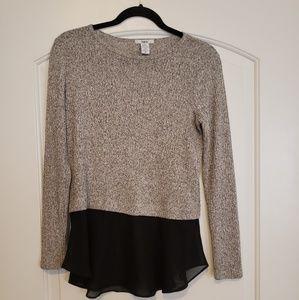 Bar III Scoopneck Lightweight Sweater Top